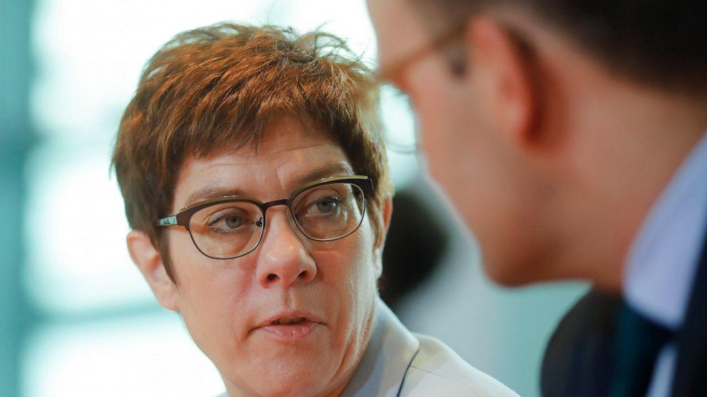 Merkel party leader: No overhaul of German coalition deal thumbnail