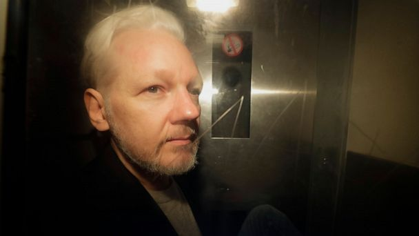 Sweden drops Assange rape investigation after 9 years