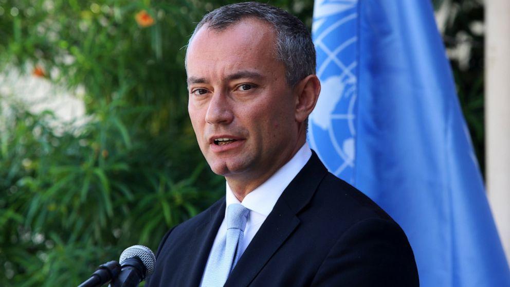 UN envoy: Israeli annexation could unleash Mideast violence thumbnail