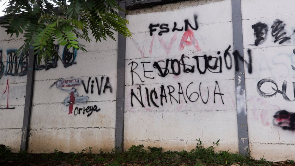 Nicaraguan government pursues NGO in widening crackdown