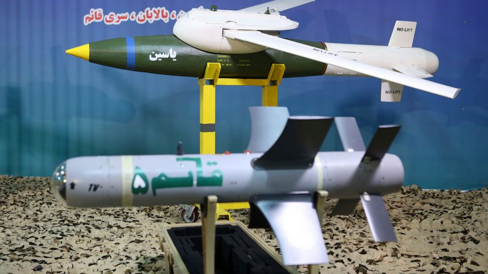 Drone war takes flight, raising stakes in Iran, US tensions thumbnail