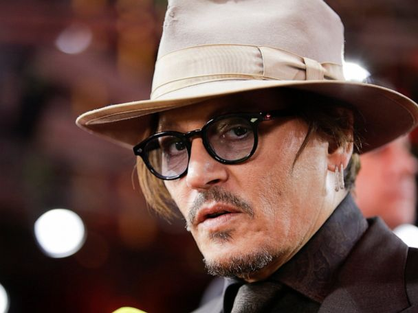 Johnny Depp in court for hearing on tabloid libel lawsuit