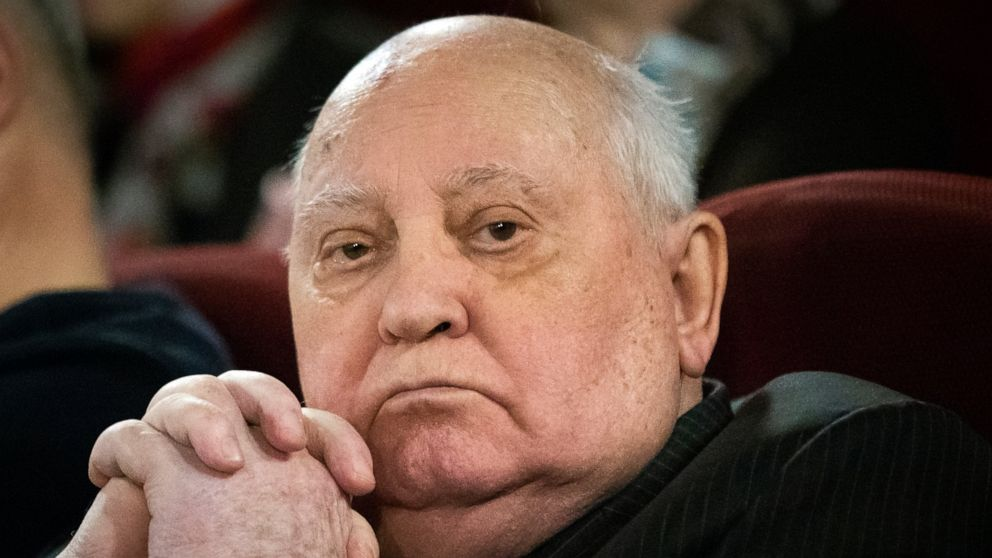 Former Soviet leader Gorbachev turns 90