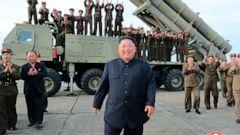 North Korea tests new 'super-large' rocket launcher - ABC News