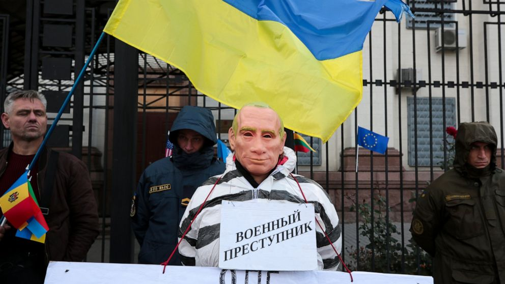 Πρόεδρος της ουκρανίας εκκλήσεις για ηρεμία στο εθνικιστών μαρτίου