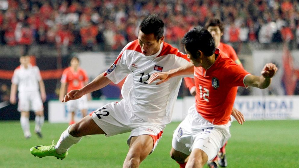 South Korea faces potential WCup qualifier in North Korea