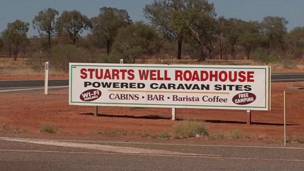 Man rescued after 13 nights stranded in Outback;  1 missing