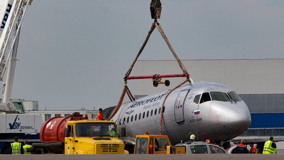 AP EXCLUSIVE: Reports show Russia's terrible aviation record