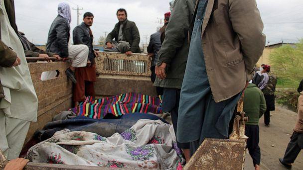 Afghan official: Taliban killed 33 troops, police in Helmand