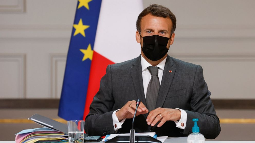 Slap to Macron puts focus on ultra-right groups