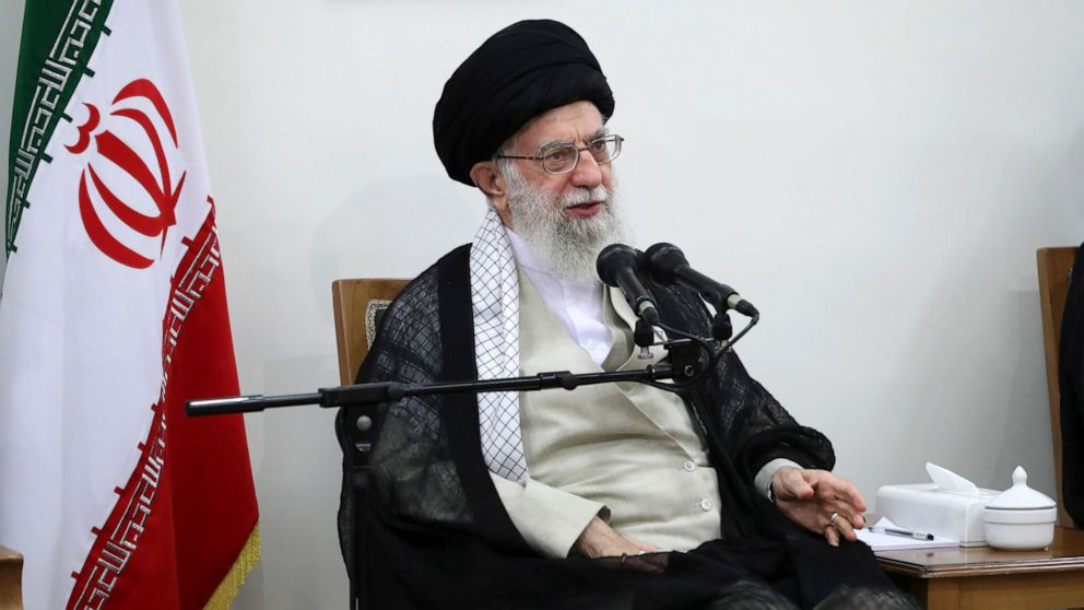 The Latest: Khamenei says Iran won't budge over US sanctions thumbnail