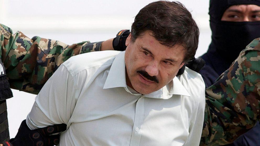 """El Chapo"" mother, sisters get US visas to visit drug lord thumbnail"