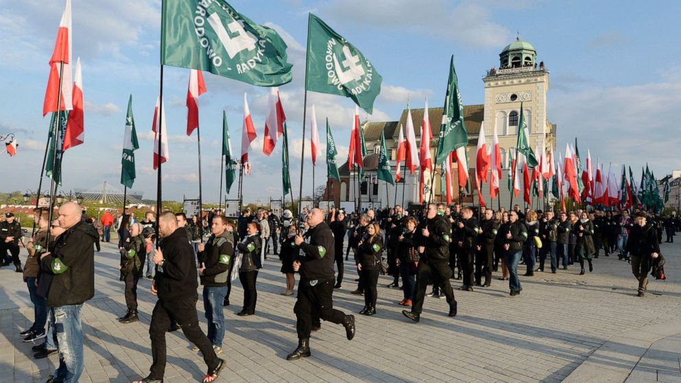 Polish historian with far-right past resigns from state job