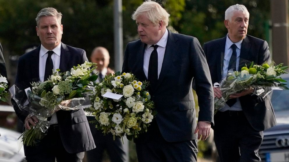 'He was Southend': Tributes paid to slain British lawmaker