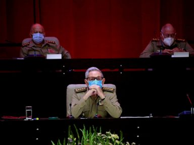 Raul Castro confirms he's resigning, ending long era in Cuba