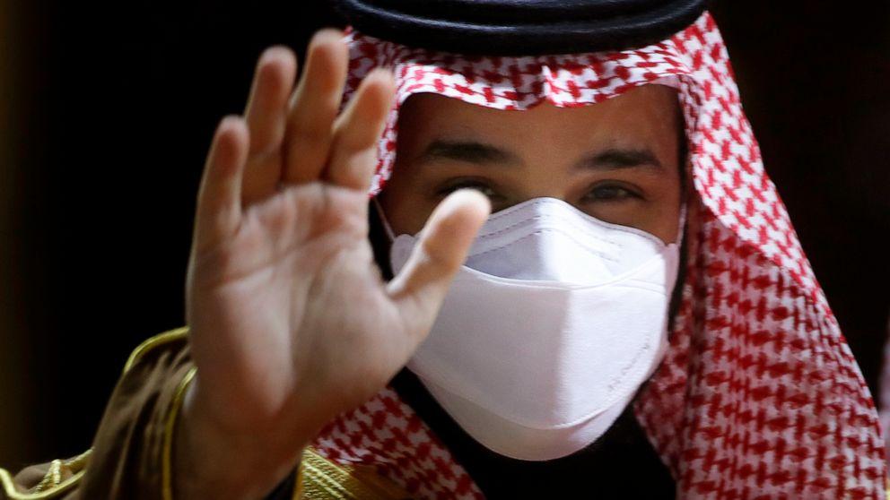 Saudi Arabia says crown prince had 'successful' surgery