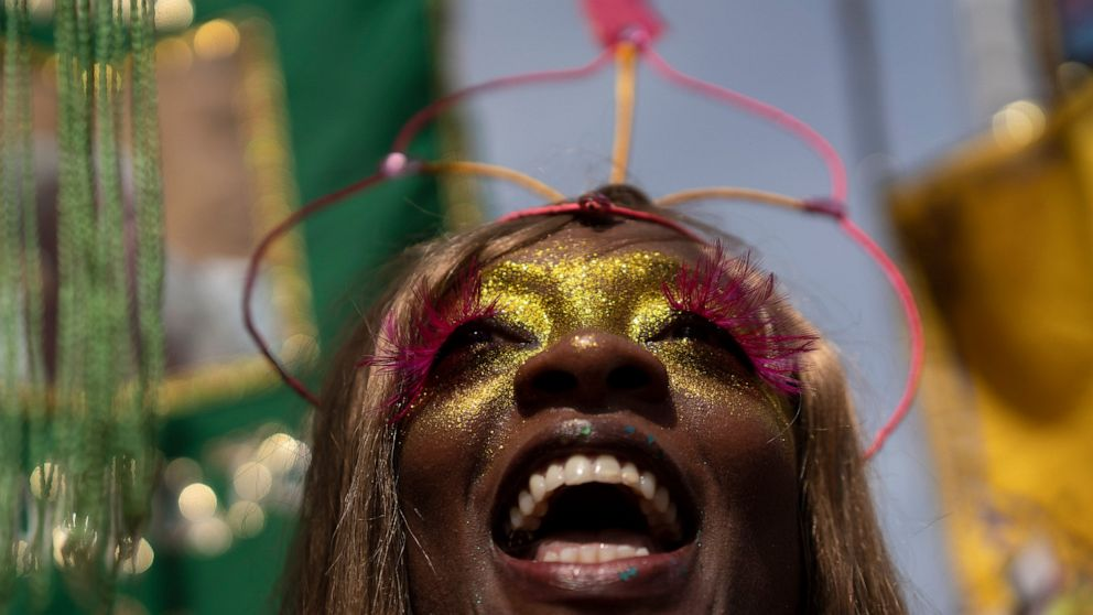 It's a day for dogs as Brazil ramps up for Carnival