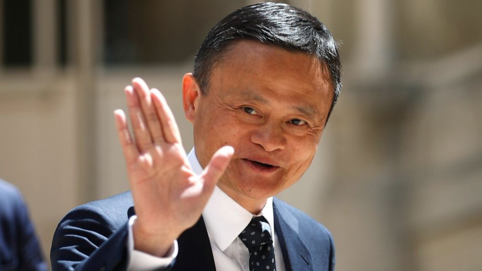 Alibaba's Ma steps down as industry faces uncertainty thumbnail