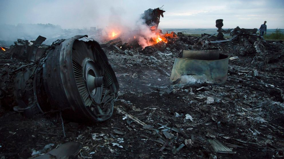 Malaysia rejects Russian involvement in MH17 downing thumbnail