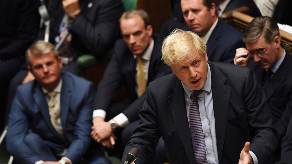 Ο πρωθυπουργός της βρετανίας σκέφτεται πρόωρων εκλογών πάνω από Brexit αδιέξοδο