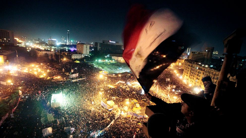 Arab Spring exiles look back 10 years after Egypt uprising