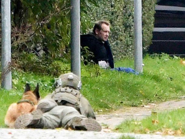Danish sub killer recaptured after attempted prison escape