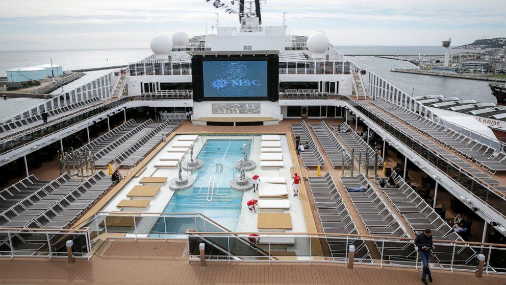 Cruise Lines Passengers Scramble To Respond To Coronavirus Abc News