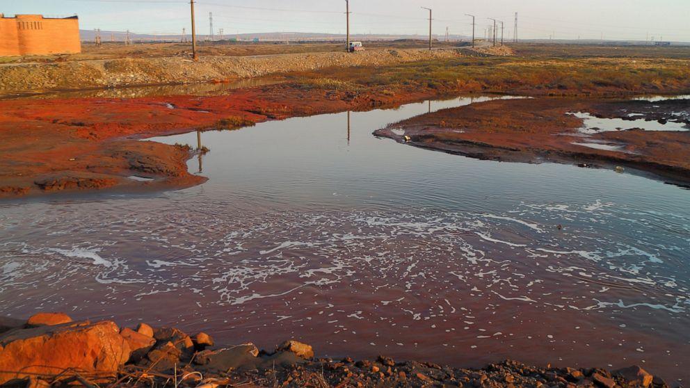 Investigators probe reported Russian tundra pollution thumbnail