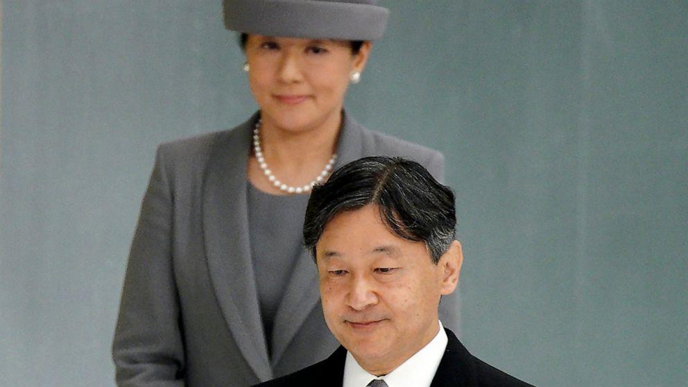 Japan's Naruhito to proclaim himself emperor at palace rite thumbnail