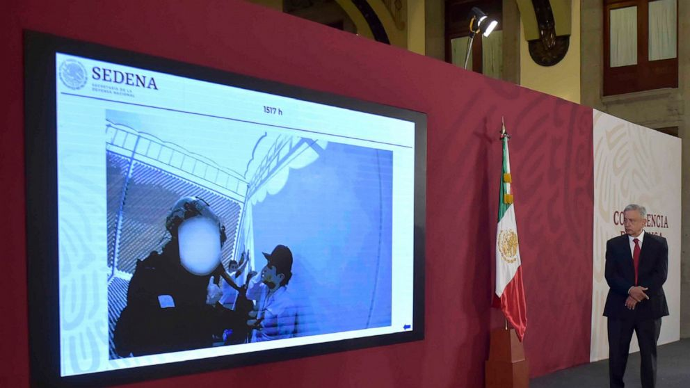 Failed mission raises doubts about Mexican security strategy thumbnail