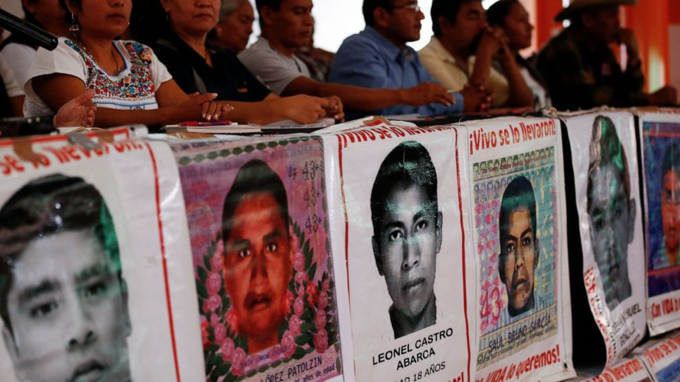 Courts free more suspects in case of disappeared students thumbnail