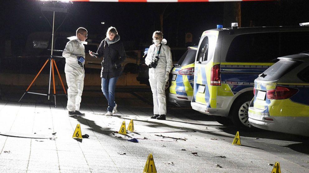 Η γερμανική αστυνομία σκοτώσει άνθρωπο που τους προσέγγισε με το μαχαίρι