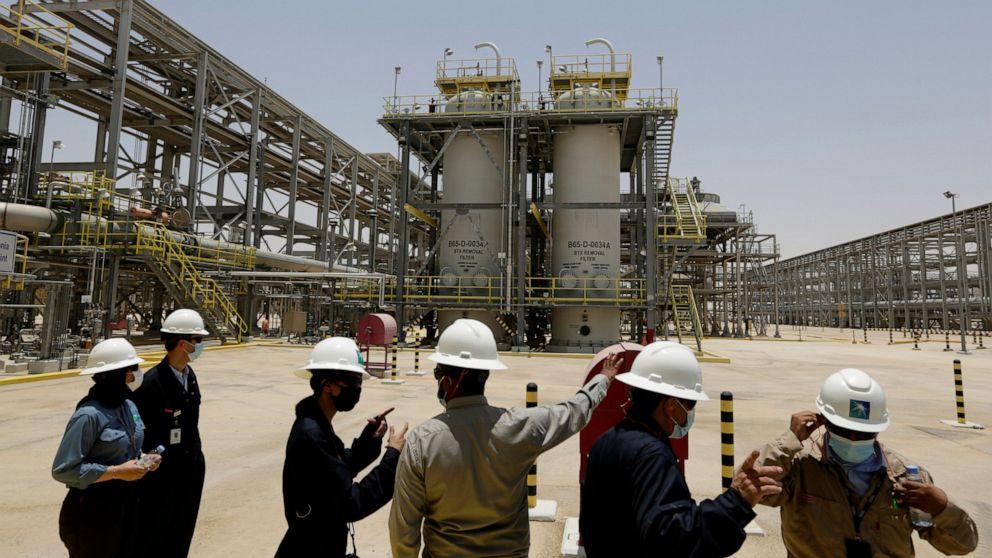 Major oil producer Saudi Arabia announces net-zero by 2060