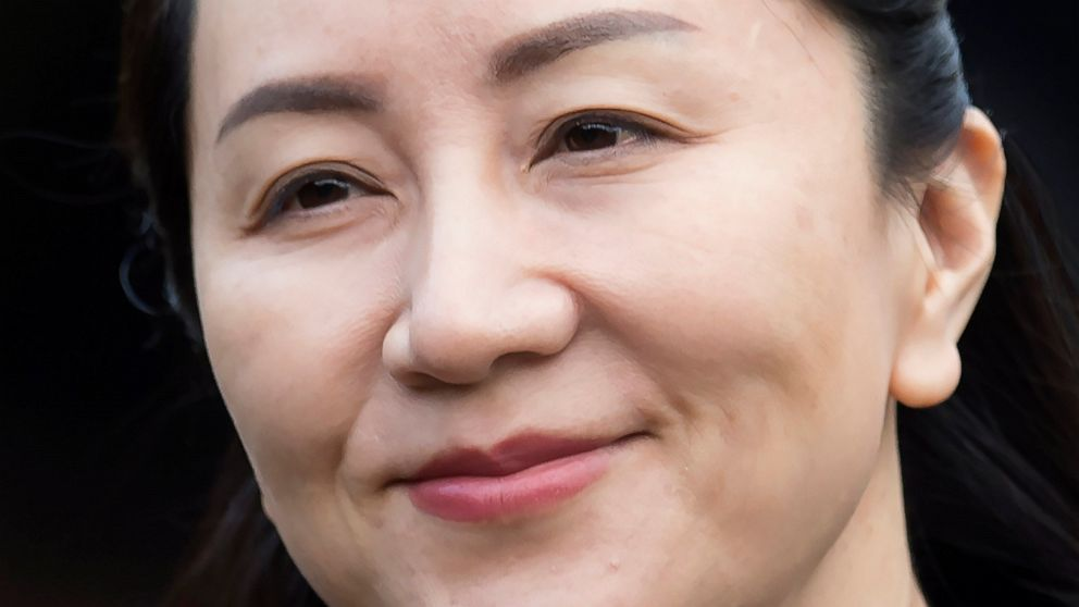 Canada judge rules Huawei CFO Meng's fraud case will proceed thumbnail