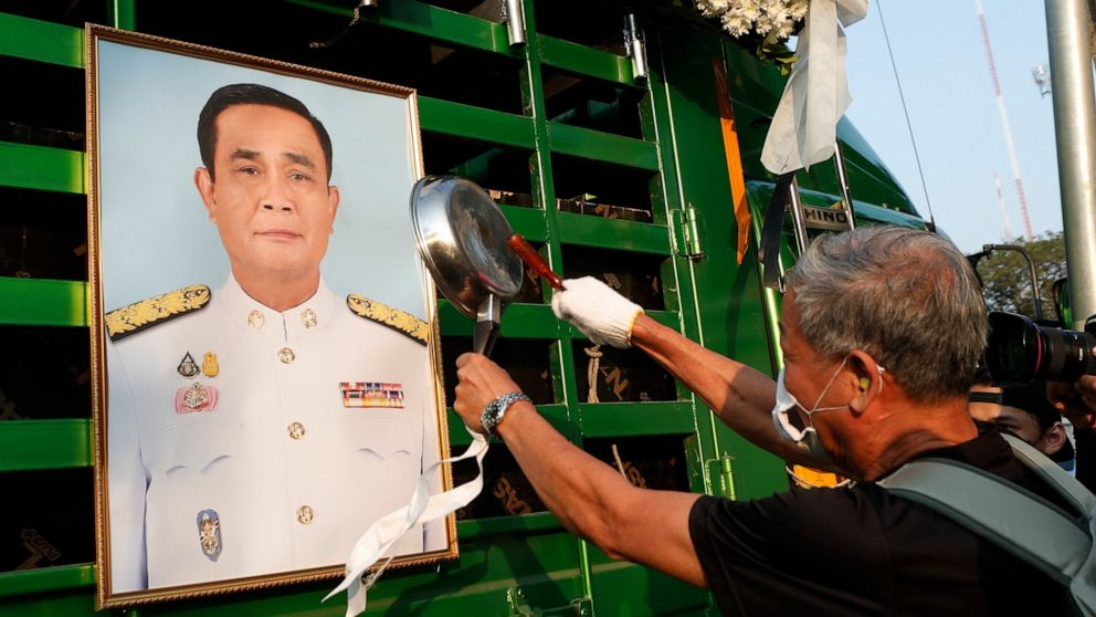 Thailand's prime minister survives no-confidence vote