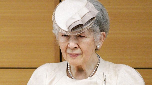 Japan's ex-Empress Michiko has early stage breast cancer