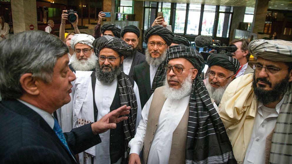 China-Taliban ties warming ahead of US withdrawal