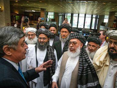 China's ties to Taliban warm ahead of US leaving Afghanistan