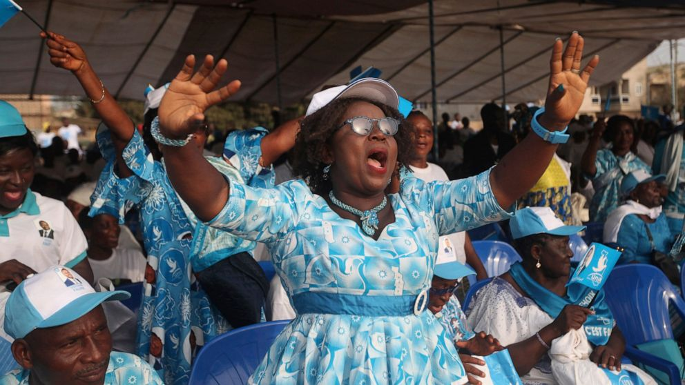 Togo election could see president extend family's long rule