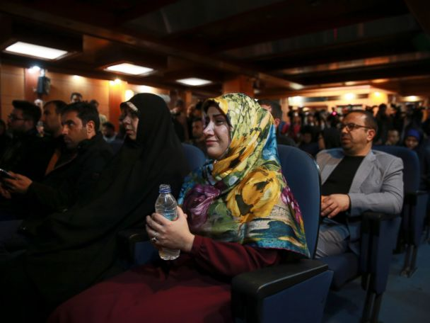 Iran state TV's English channel says anchorwoman held in US