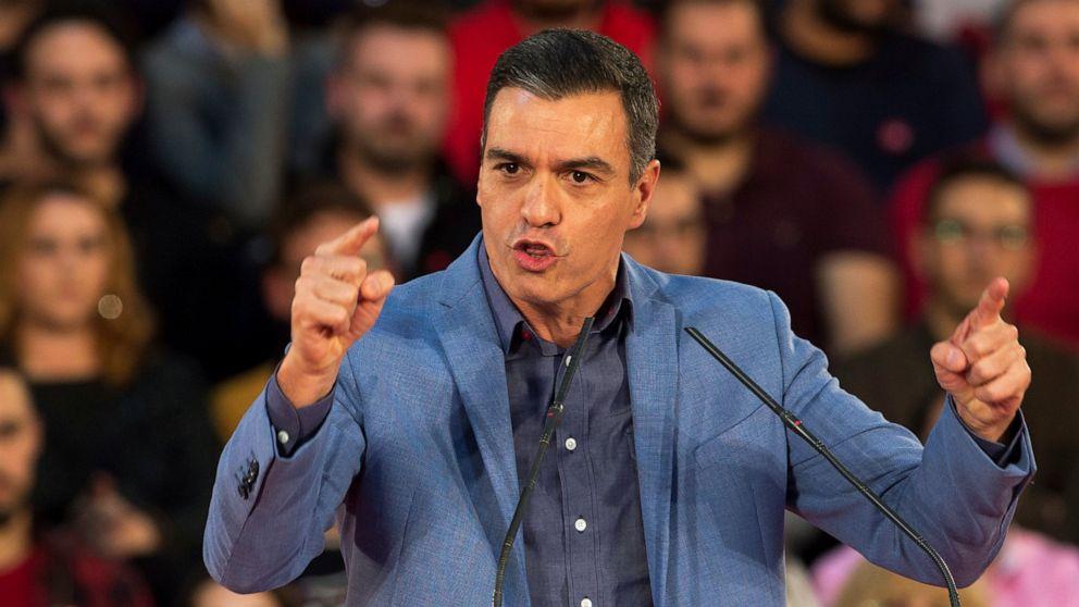 Spanien sieht sich mehr Unsicherheit nach der Wahl nicht schlüssig