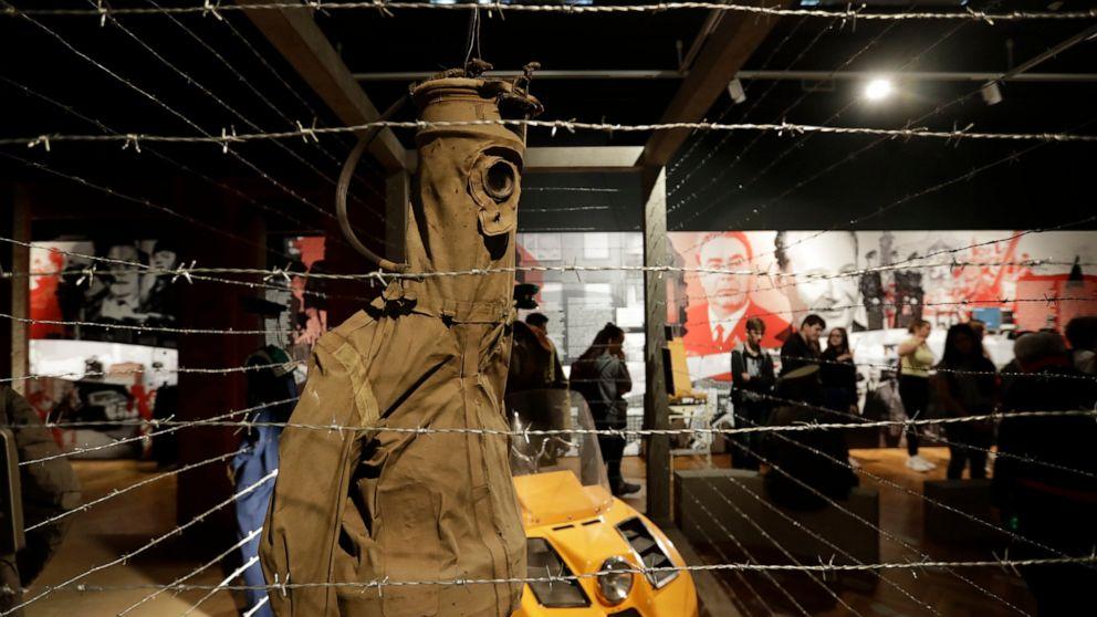 Prague museum displays totalitarian-era surveillance tech thumbnail