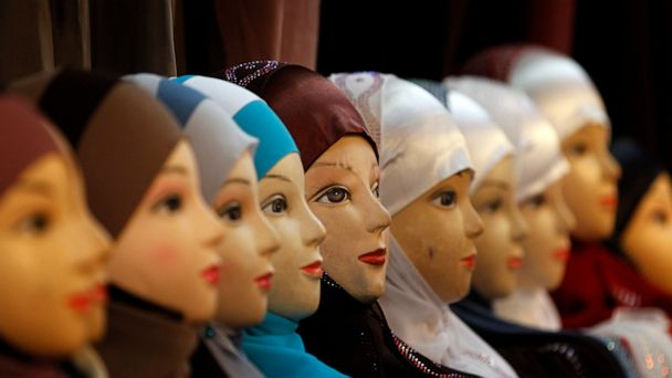 French Senate debates Muslim headscarf bill