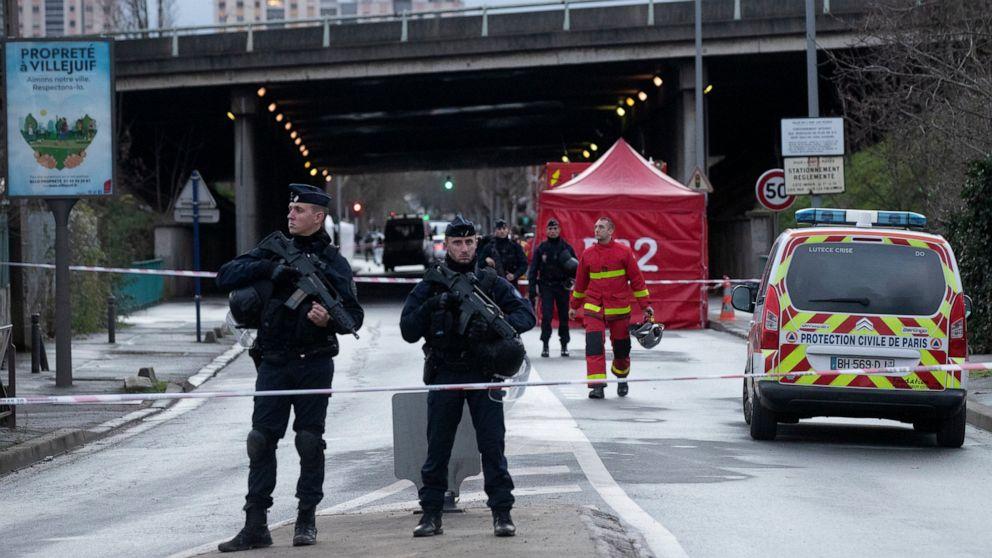 Επίθεση με μαχαίρι κοντά στο Παρίσι αντιμετωπίζονται ως τρομοκρατία