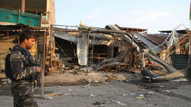 2 bombs in eastern Afghanistan kill 7, including a child