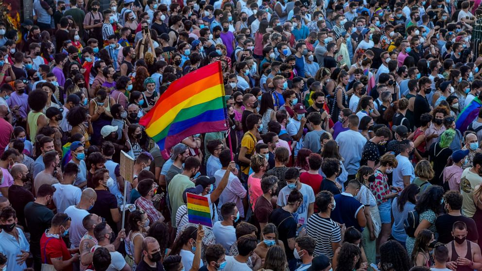 Spain: Police probe suspected hate crime targeting gay man - ABC News