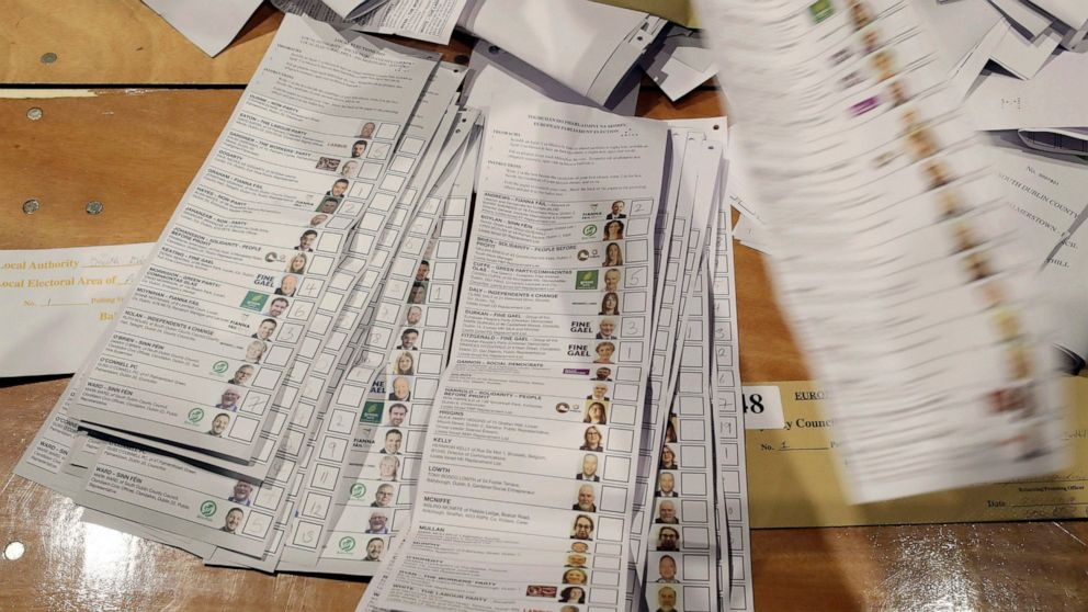 Ireland votes by large margin to liberalize divorce laws thumbnail