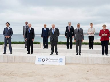 As summit ends, G-7 urged to deliver on vaccines, climate