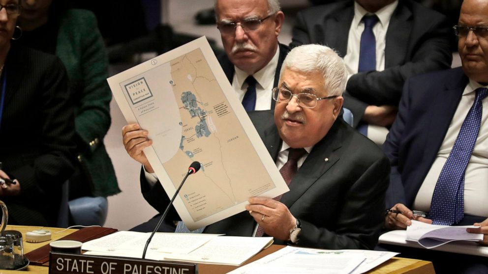 AP Explains: Road to Palestinian vote full of obstacles