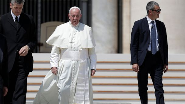 Pope to meet Putin before Vatican Ukraine meeting